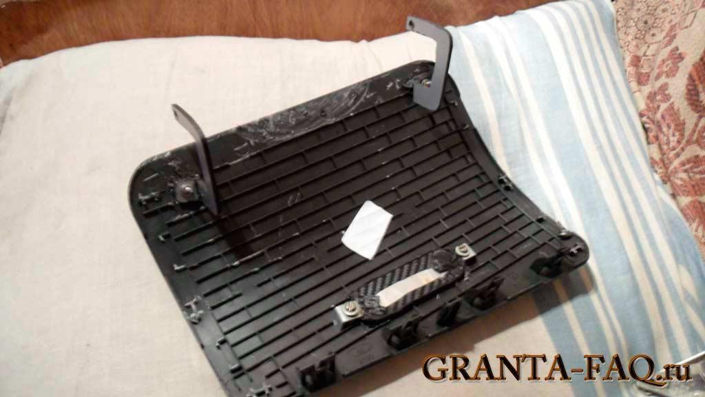 Дополнительный бардачок на гранту (granta)